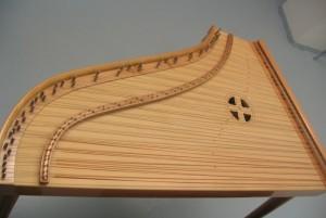 Concert-size Estonian kannel